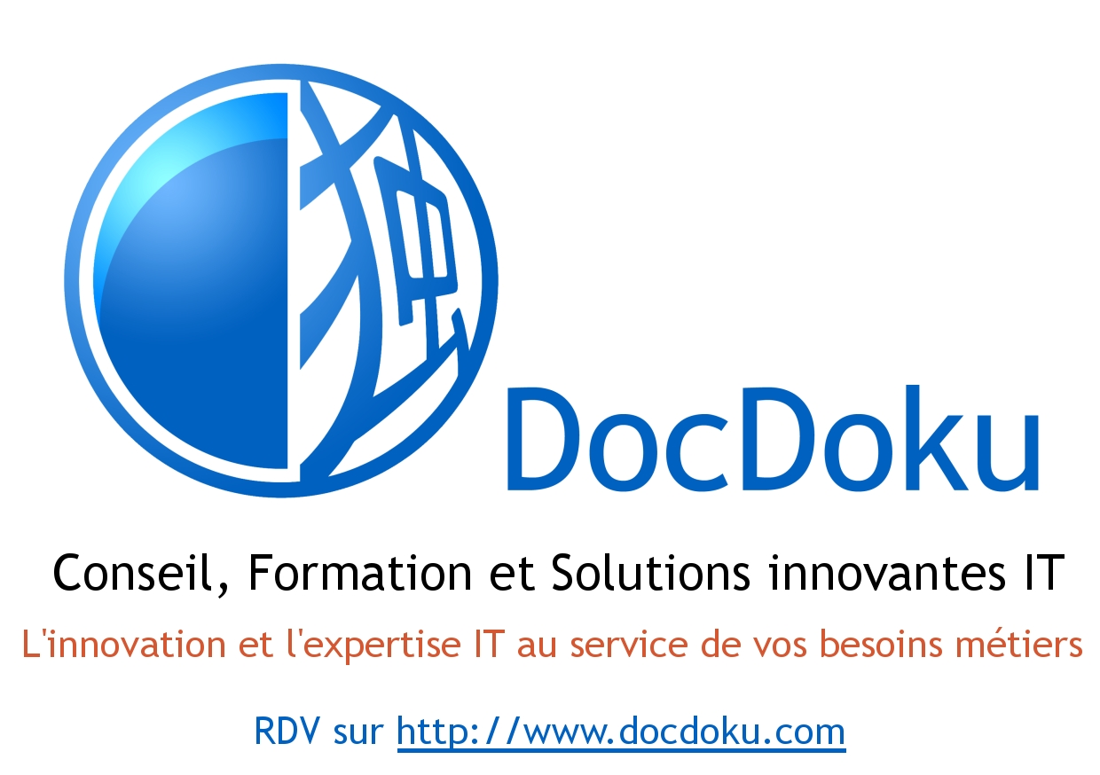 DocDoku : Conseil, Formation et Solutions innovantes IT