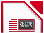 Charte libre emploi job and floss