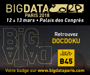 DocDoku expose au salon Big Data Paris 2018